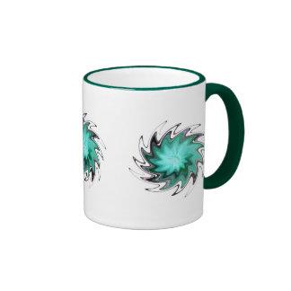 aquaswirl, mug