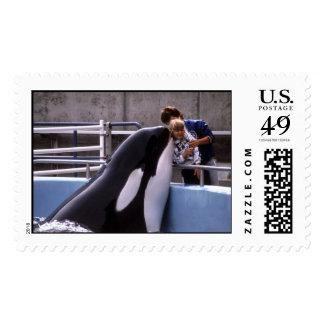 Aquatic  323 postage stamp