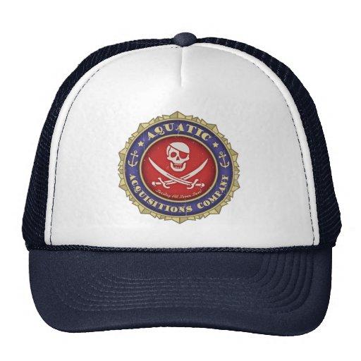 Aquatic Acquisitions -color Mesh Hat