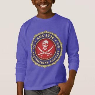 Aquatic Acquisitions -color T-Shirt