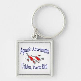 Aquatic Adventures Key Chain