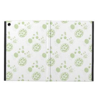 Aquatic Algae Pandorina Pattern iPad Air Case