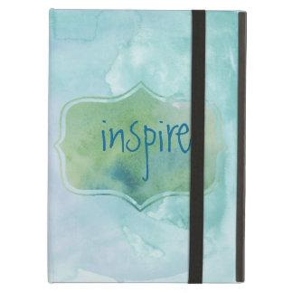 Aquatic Blues Inspires iPad Air Cover