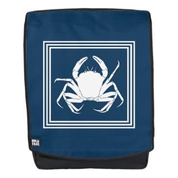 Beach Themed Aquatic design backpack