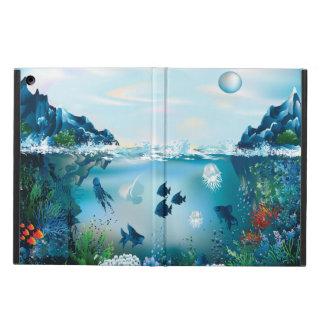 Aquatic Landscape Case For iPad Air