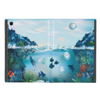 Aquatic Landscape Cover For iPad Mini