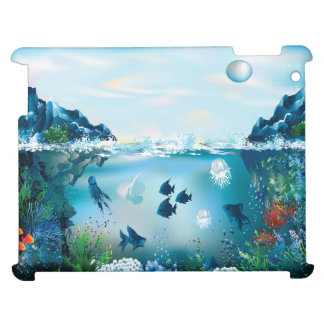 Aquatic Landscape iPad Covers