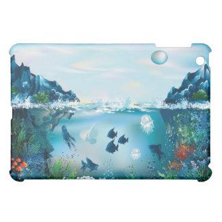 Aquatic Landscape iPad Mini Cases
