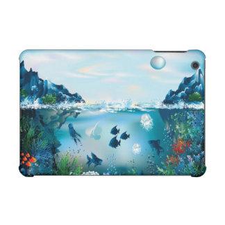 Aquatic Landscape iPad Mini Retina Cover
