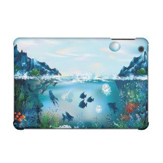 Aquatic Landscape iPad Mini Retina Covers