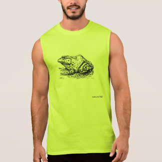 Aquatic Life 107 Sleeveless Shirt