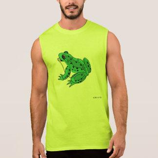 Aquatic Life 50 Sleeveless Shirt