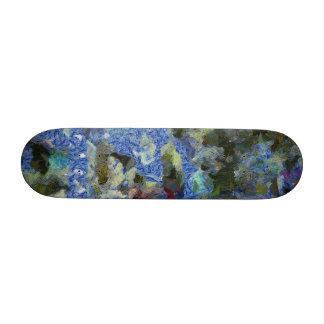 Aquatic life skate board deck
