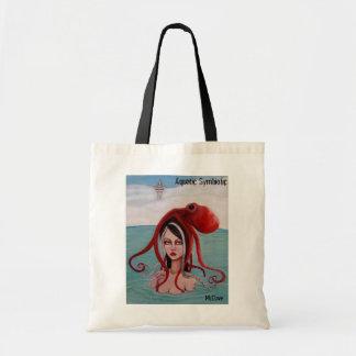 Aquatic Symbiotic Tote Bag