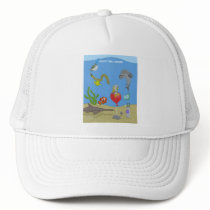 Aquatic Thrill Seekers Hat