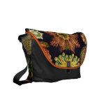 Aquatic Wildlife Haeckel Illustration Messenger Bags