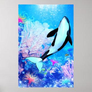 Aquatica Print