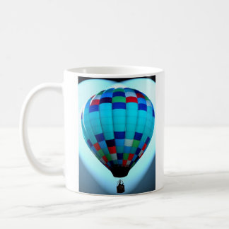 Aquatude heart coffee mug