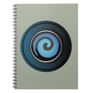AquaWhirl Cuadernos