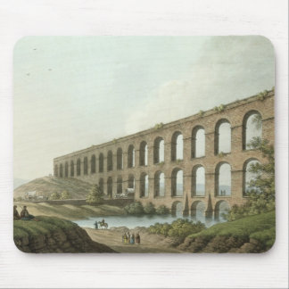 Aqueduct near Belgrade, Serbia, plate 6 from 'View Mouse Pad