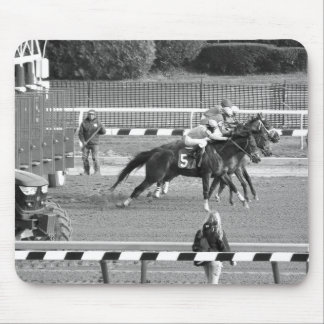 Aqueduct Starting Gate Mouse Pad
