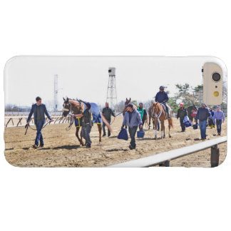 Aqueduct's Top Horses heading to the Paddock Barely There iPhone 6 Plus Case