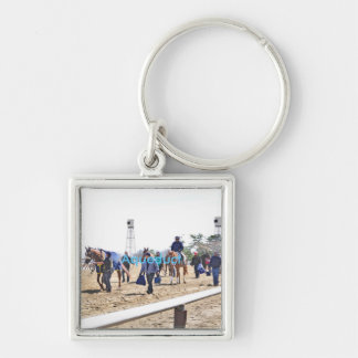 Aqueduct's Top Horses heading to the Paddock Keychain