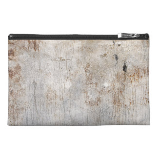 Aqueous rust sun travel accessory bag