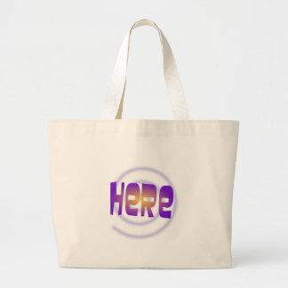 aquí bolsas