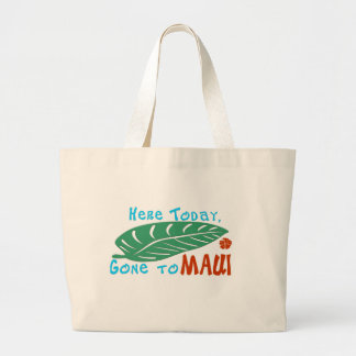 Aquí ido hoy a la bolsa de asas de Maui