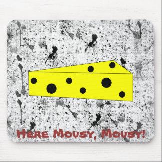 ¡Aquí ratonil, ratonil! (inkspots) Mouse Pads