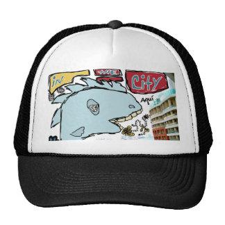 Aqui trucker hat