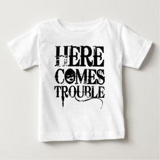 Aquí viene la camisa del problema