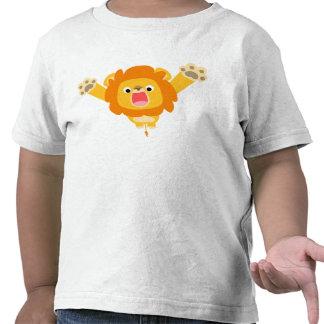 Aquí viene la camiseta de los niños del problema