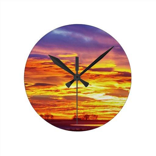 Aquí viene The Sun Reloj