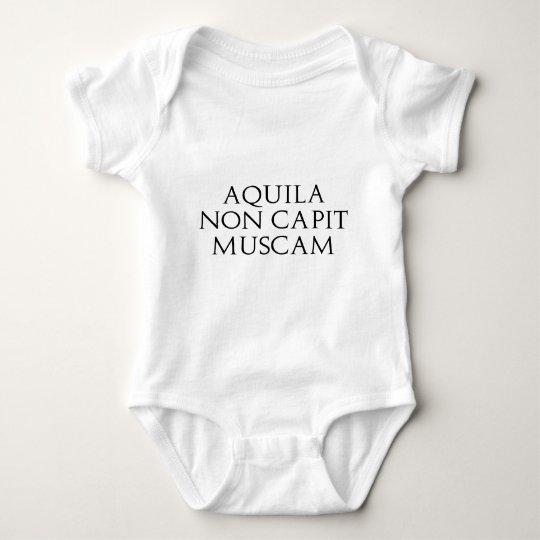 Aquila Non Capit Muscam Baby Bodysuit
