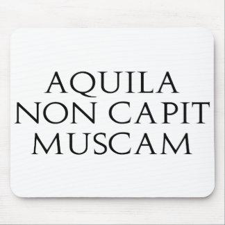 Aquila Non Capit Muscam Mouse Mats
