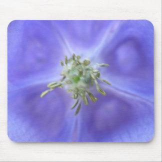 Aquilegia Flower Mousepad