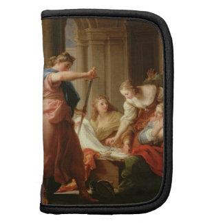 Aquiles en la corte de rey Lycomedes con su D Planificador
