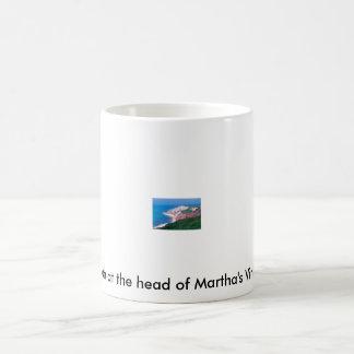 Aquinah at the head of Martha's Vineyard Mugs