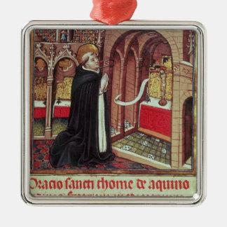 Aquinas'Libro de Horas de Alfonso el Metal Ornament