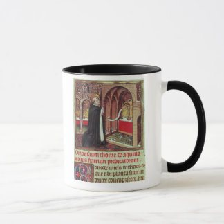 Aquinas'Libro de Horas de Alfonso el Mug