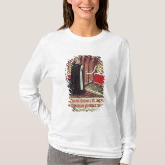 Aquinas'Libro de Horas de Alfonso el T-Shirt