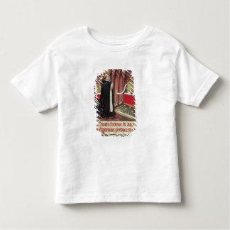 Aquinas'Libro de Horas de Alfonso el Toddler T-shirt