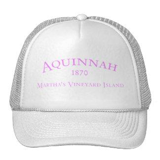 Aquinnah Incorporated 1870 Hat