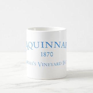 Aquinnah Incorporated 1870 Mug