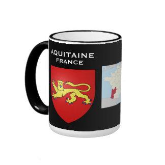 Aquitaine* France Coffee Mug