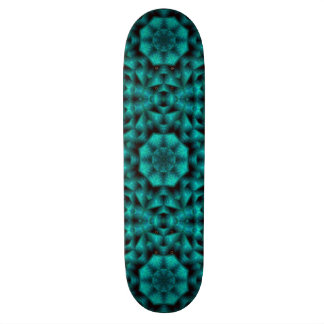 Aquoctagon Mandala Skateboard