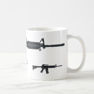 AR15 assault rifle Coffee Mug