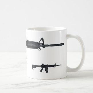 AR15 assault rifle Coffee Mug
